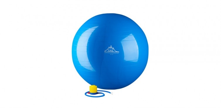 black mountain static strength exercise stability ball