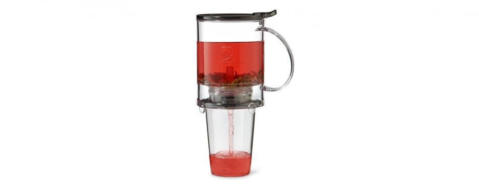 black teavana perfect tea maker