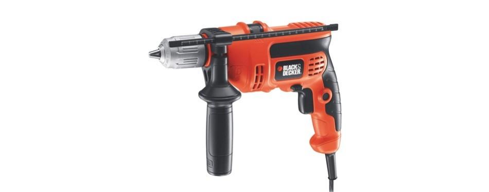 black+decker 6.0 amp hammer drill
