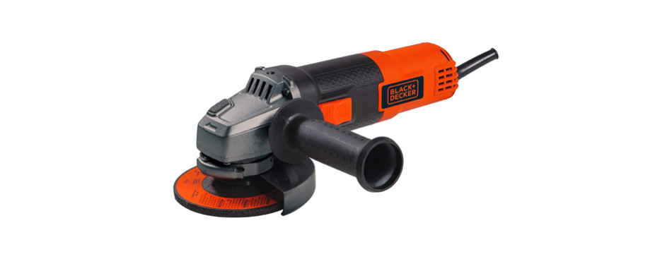 black+decker bdeg400 6 amp angle grinder