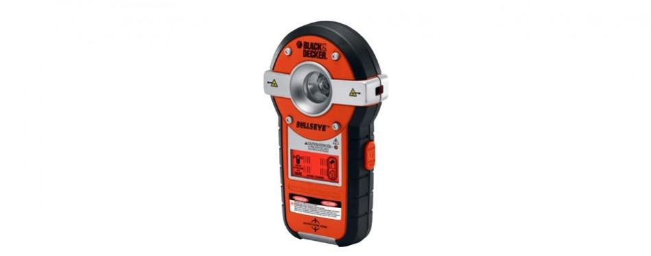 black+decker bdl190s bullseye auto-leveling interior line laser & stud sensor