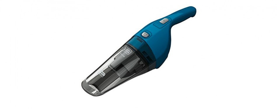 black+decker compact cordless lithium wet/dry handheld vacuum