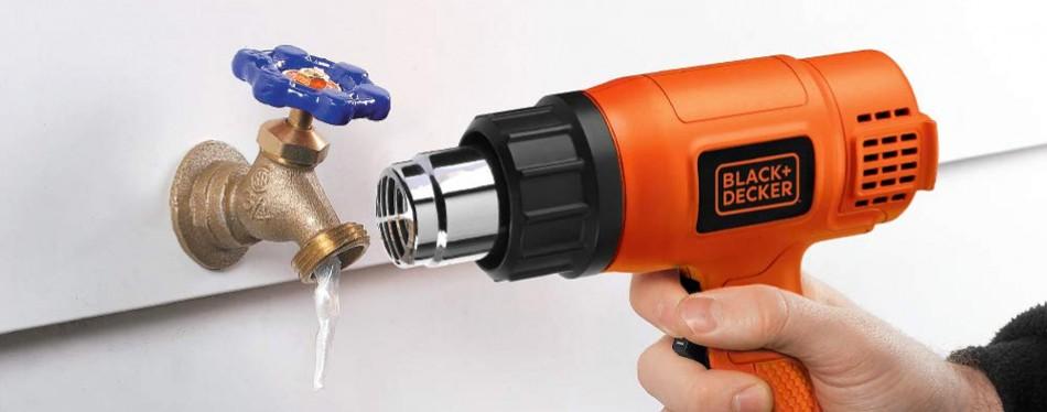 black+decker hg1300 dual temperature heat gun