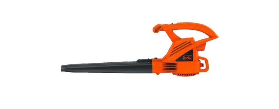 black+decker lb700 7-amp corded leaf blower