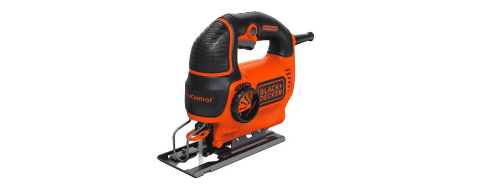 black+decker smart select jigsaw