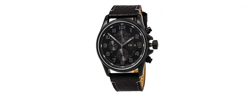 blackout valjoux field watch