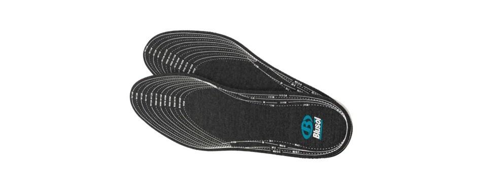 blusol shoe inserts