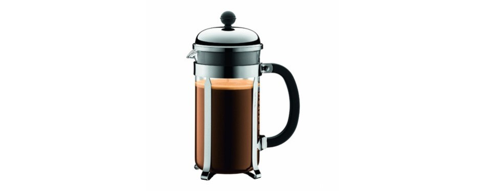 bodum chambord coffee and tea maker