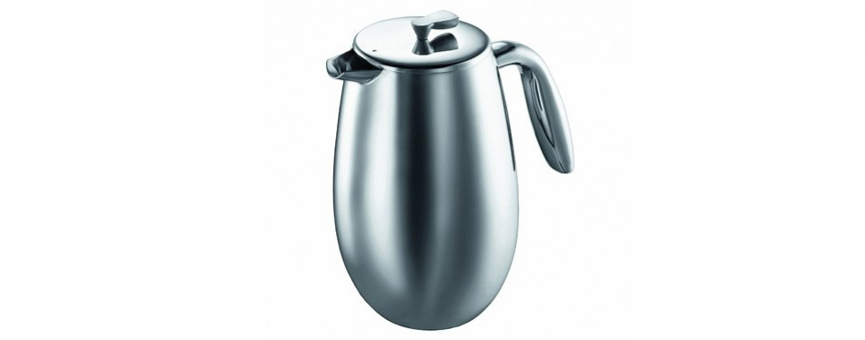 bodum columbia thermal french press
