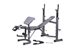 Body Champ BCB Model with Preacher Curl