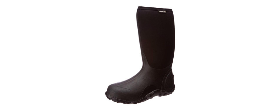 bogs classic high handle waterproof rain boots
