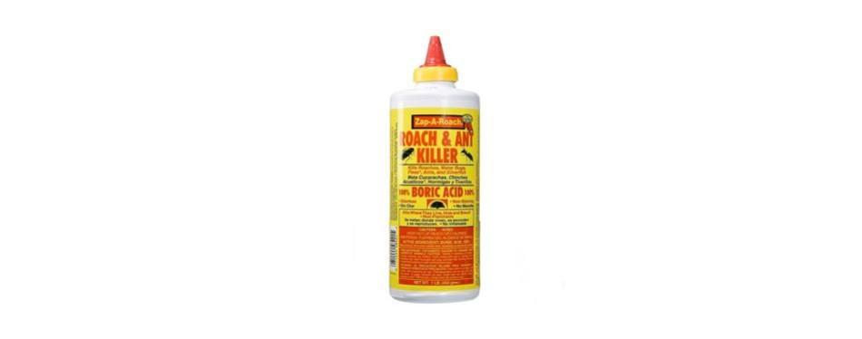 boric acid roach and ant killer