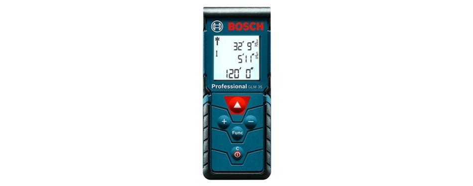 bosch compact distance laser measure