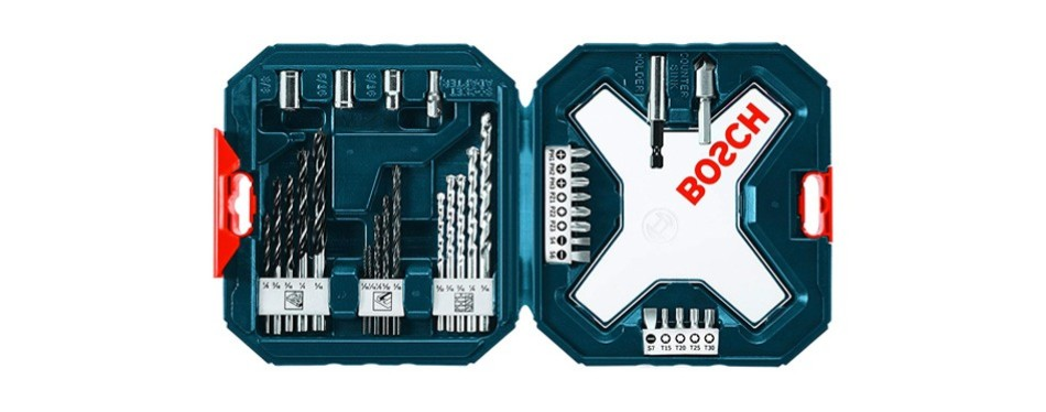 bosch ms4034 drill and drive bit set