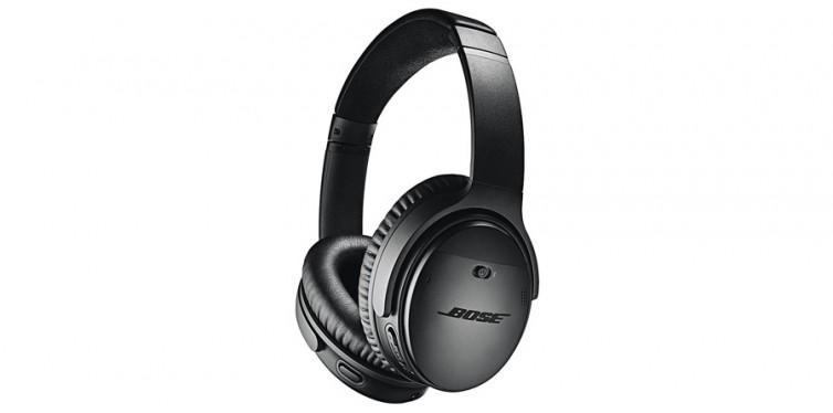 Bose QuietComfort 35 Wireless Noise Cancelling Headphones
