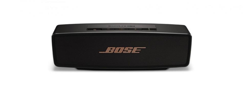 bose soundlink mini ii limited edition