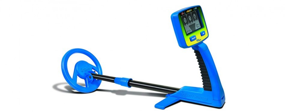 bounty hunter junior tid metal detector