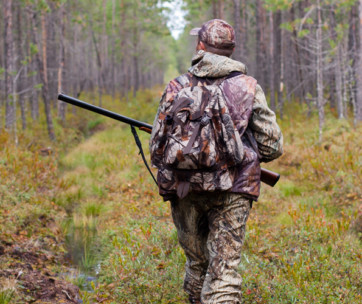 bow hunting vs. firearm hunting