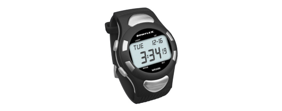 bowflex ez pro heart rate monitor watch