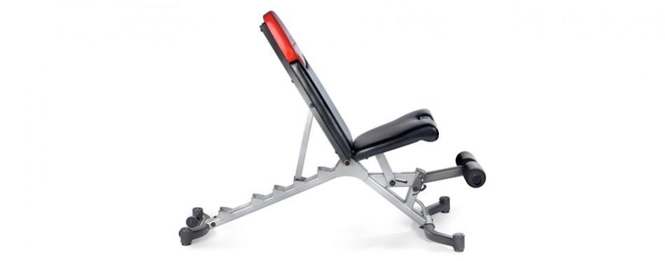 bowflex workout bench