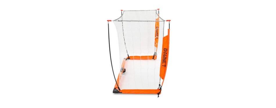 bownet 3' x 5' mini portable soccer goal