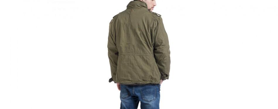brandit men's m-65 giant jacket