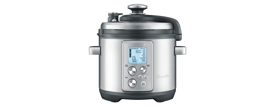 breville bpr700bss multi function electric pressure cooker