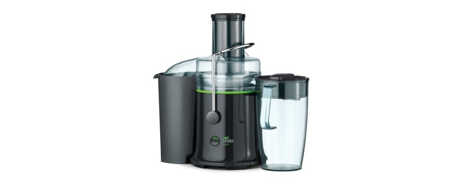 breville joe cross juicer