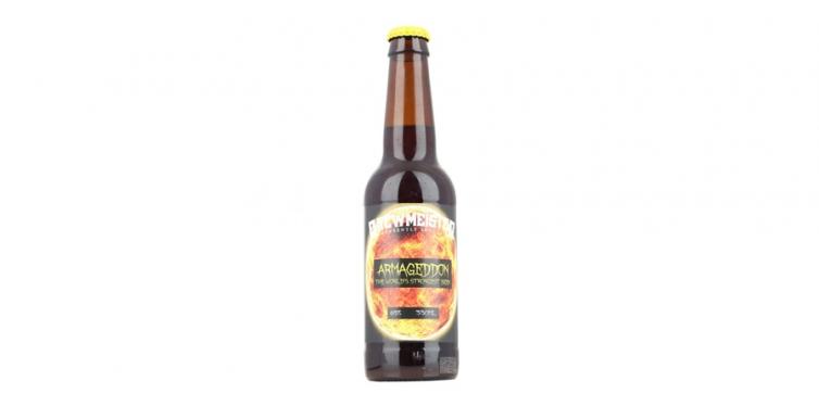 brewmeister : armageddon eisbock beer
