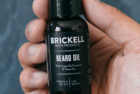 brickell 1 oz beard oil for men