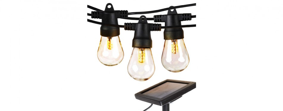 brightech ambience pro solar string lights