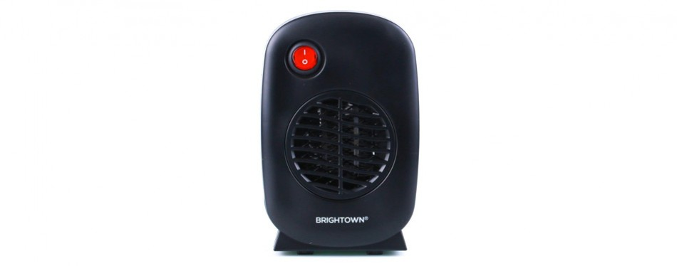 brightown personal mini ceramic heater