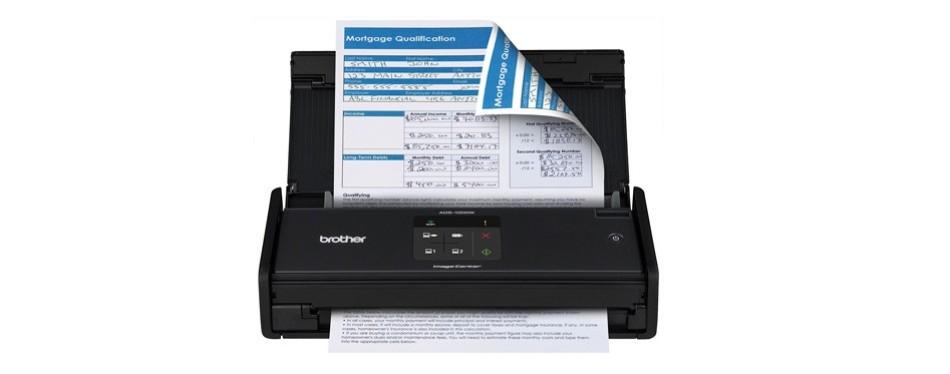 brother ads1000w compact color desktop printer