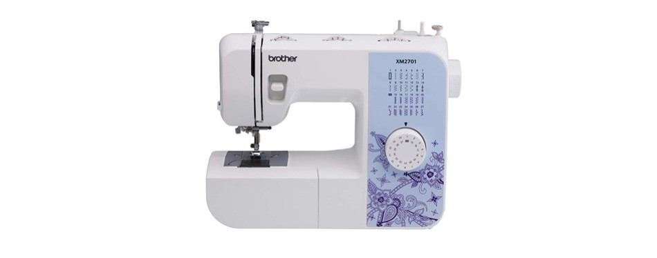 brother sewing machine, xm2701