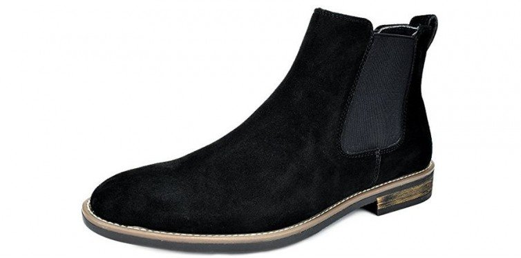 Bruno Marc Men's Urban Suede Chukka Ankle Boots
