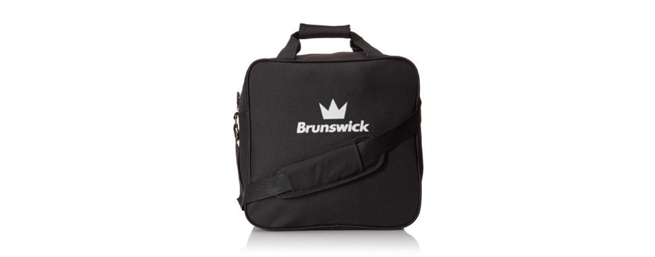 brunswick t-zone single tote bowling bag