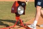 bsn bulldog baseball/softball pitching machine