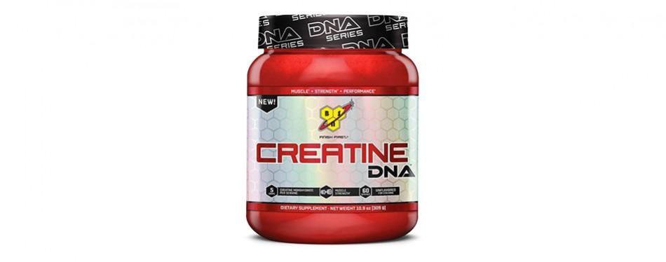 bsn micronized creatine monohydrate powder