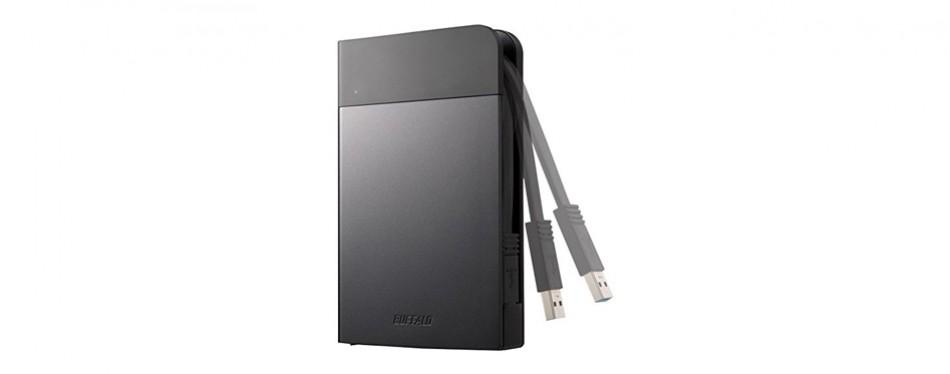 buffalo ministation extreme portable hard drive