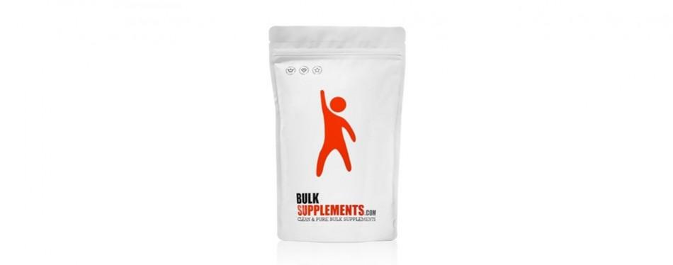 bulk supplements pure beta alanine powder