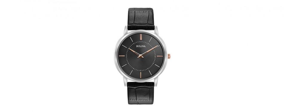 bulova men's classic 98a167 watch