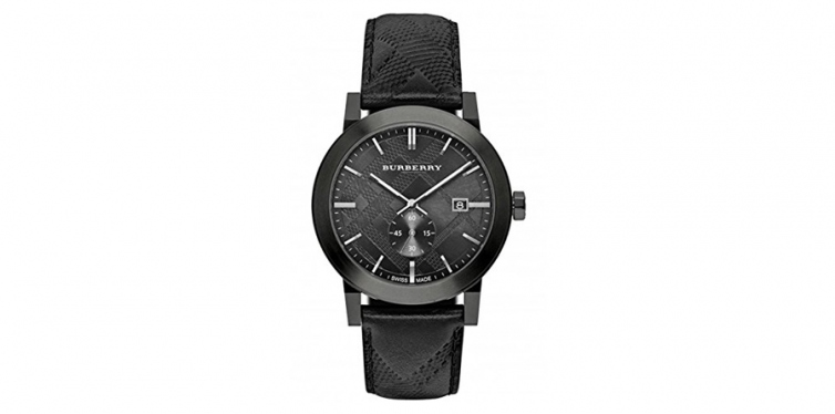 Burberry Swiss Made Watch