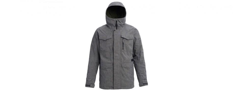 burton covert ski jacket