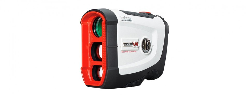 bushnell tour v4 shift golf laser rangefinder