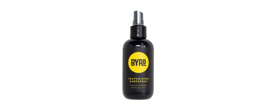 byrd texturizing surf spray