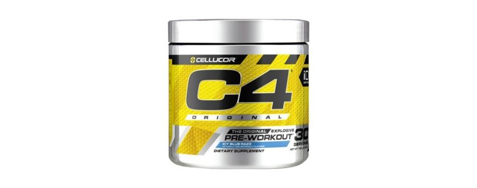 c4 original pre-workout powder