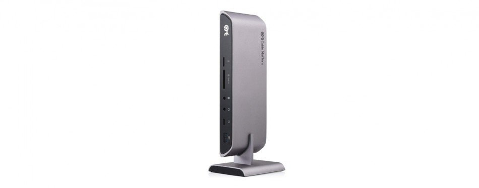 cable matters gen 2 usb c docking station