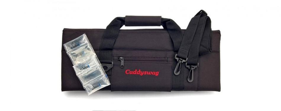 caddyswag par 6 golf cooler