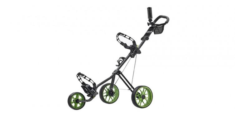 CaddyTek SuperLite Golf Push Cart