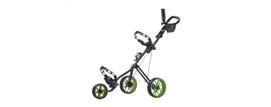 caddytek superlite golf push cart